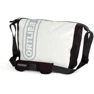 Ortlieb Zip-City White Line, weiß-schwarz - Messenger Bag