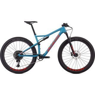 Specialized Epic Expert 2019, storm grey/rocket red - Mountainbike