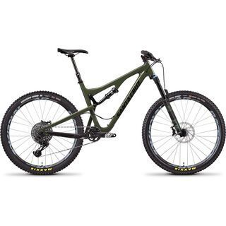 Santa Cruz Bronson C S 2018, olive/black - Mountainbike