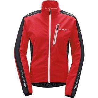 Vaude Men's Posta Softshell Jacket IV, red - Radjacke