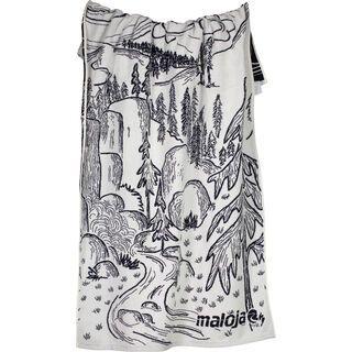 Maloja BeversM., vintage white - Handtuch