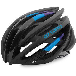 Giro Aeon, black/blue/purple - Fahrradhelm