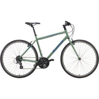 Kona Dew 2016, dark mint/blue - Fitnessbike
