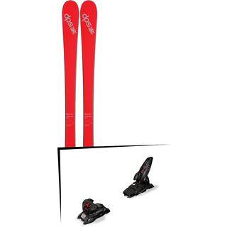 Set: DPS Skis Cassiar 80 SL 2017 + Marker Jester 16 ID (1685406)