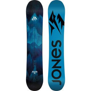 Jones Aviator Wide 2018 - Snowboard