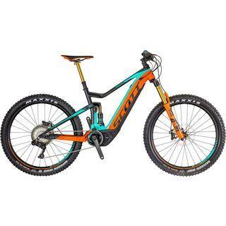 Scott E-Genius 700 Tuned 2018 - E-Bike