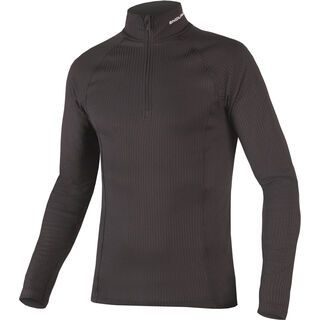 Endura Transrib High Neck, schwarz - Unterhemd