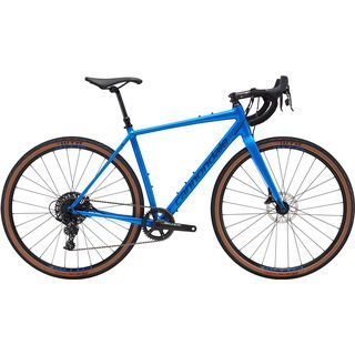 Cannondale Topstone Apex 1 2019, electric blue - Gravelbike