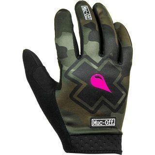 Muc-Off MTB Gloves, camo - Fahrradhandschuhe