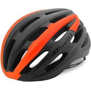 Giro Foray, black/vermillion - Fahrradhelm
