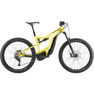 Cannondale Moterra 2 2019, hot yellow - E-Bike