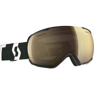 Scott Linx, black/white/Lens: light sens bronze chr - Skibrille