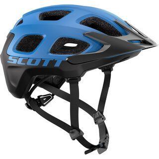 Scott Vivo Helmet, blue black - Fahrradhelm