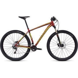 Specialized Crave Comp 29 2016, red/hyper - Mountainbike