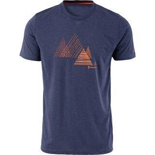 Scott Trail MTN 30 s/sl Shirt, blue nights - Radtrikot