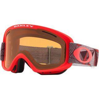 Oakley O Frame 2.0 XM, prizmatic coral iron/Lens: persimmon - Skibrille