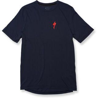 Specialized Drirelease T-Shirt, navy/flored - Radtrikot