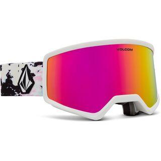 Volcom Stoney, snowcone/Lens: pink chrome - Skibrille