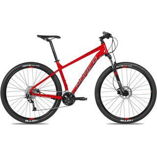 Norco Storm 1 29 2018, red/black - Mountainbike
