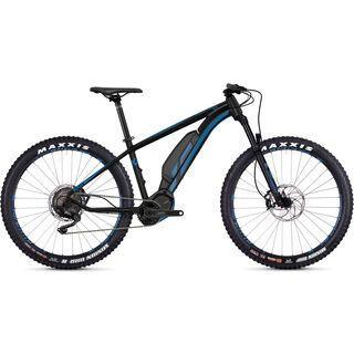 Ghost Hybride Kato S3.7+ AL 2018, black/blue - E-Bike