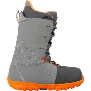 Burton Transfer, Gray/Orange - Snowboardschuhe