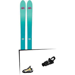 Set: DPS Skis Nina F99 2018 + La Sportiva TR2 LS (2038473S)