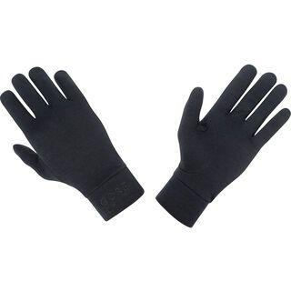 Gore Bike Wear Universal Merino Unterzieh-Handschuhe, black - Fahrradhandschuhe