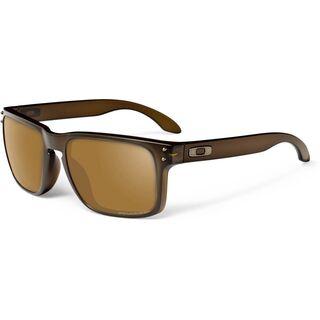 Oakley Holbrook, Matte Rootbeer/Bronze Polarized - Sonnenbrille