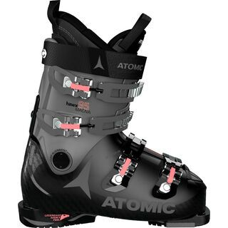 Atomic Hawx Magna 95 S W 2021, black/anthracite/coral - Skiboots