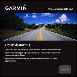 Garmin CityNavigator Europe NT - Alpen sowie Deutschland, Österreich, Schweiz (microSD) - Karte