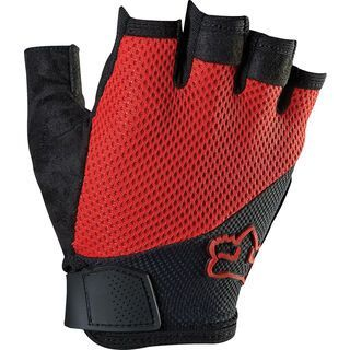 Fox Reflex Gel Short Glove, red - Fahrradhandschuhe