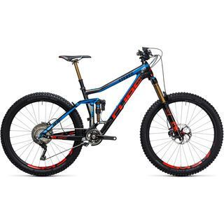 Cube Stereo 160 C:68 Action Team 27.5 2017 - Mountainbike