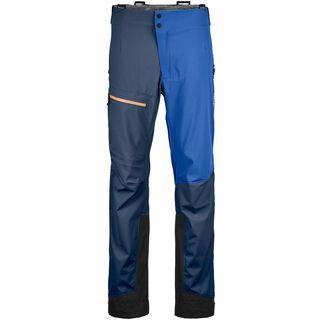 Ortovox 3L Merino Naked Sheep Ortler Pants M, blue lake - Skihose