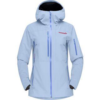 Norrona lofoten Gore-Tex insulated Jacket W's, serenity - Skijacke