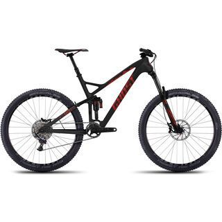 Ghost SL AMR X LC 10 2016, black/red - Mountainbike