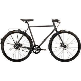 Creme Cycles Tempo Doppio 2015, black - Cityrad