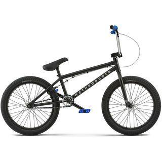 WeThePeople Nova 2018, matt black - BMX Rad