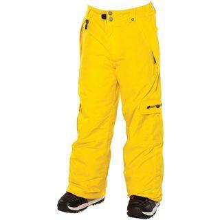 686 Boys Mannual Ridge Insulated Pant, Lava - Snowboardhose