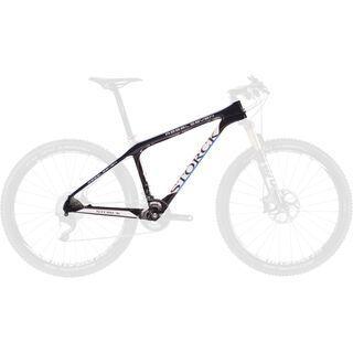 Storck Rebel Seven G1 2015, blue / black / white - Fahrradrahmen