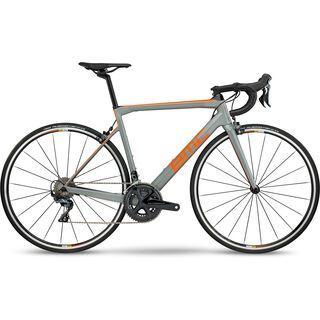 BMC Teammachine SLR02 One 2018, grey orange - Rennrad