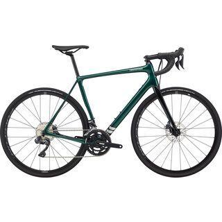 Cannondale Synapse Carbon Disc Ultegra Di2 2020, emerald - Rennrad