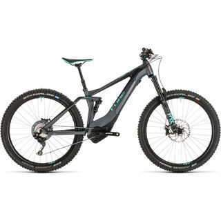 Cube Sting Hybrid 140 SL 500 Kiox 27.5 2019, iridium´n´mint - E-Bike