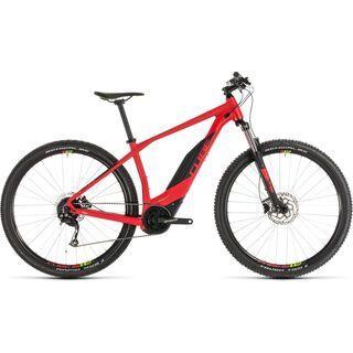 Cube Acid Hybrid ONE 500 29 2019, red´n´green - E-Bike
