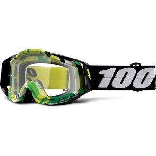 100% Racecraft, bootcamp/Lens: clear - MX Brille