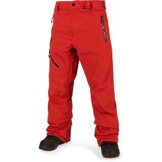 Volcom L Gore-Tex Pant, burnt orange - Snowboardhose