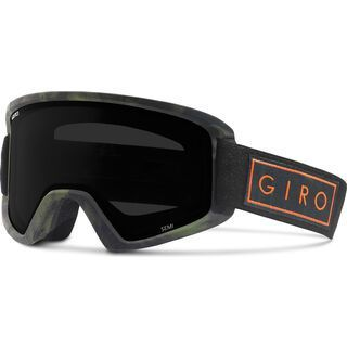 Giro Semi inkl. Wechselscheibe, riptide/Lens: ultra black - Skibrille