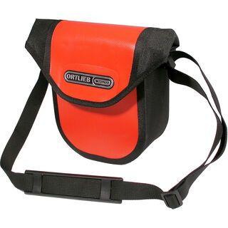 Ortlieb Ultimate Six Compact, rot-schwarz - Lenkertasche