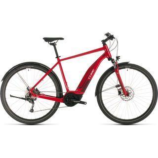 Cube Nature Hybrid ONE Allroad 500 2020, red´n´red - E-Bike