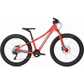 Specialized Riprock Expert 24 2018, red/turquoise - Kinderfahrrad