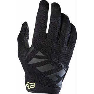 Fox Ranger Gel Glove, black/char - Fahrradhandschuhe